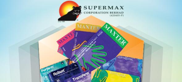 Welcome to Supermax Corporation Berhad